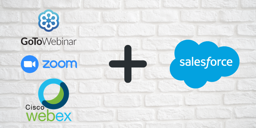 Integrate GoToWebinar, Zoom, and Webex Webinars into Salesforce