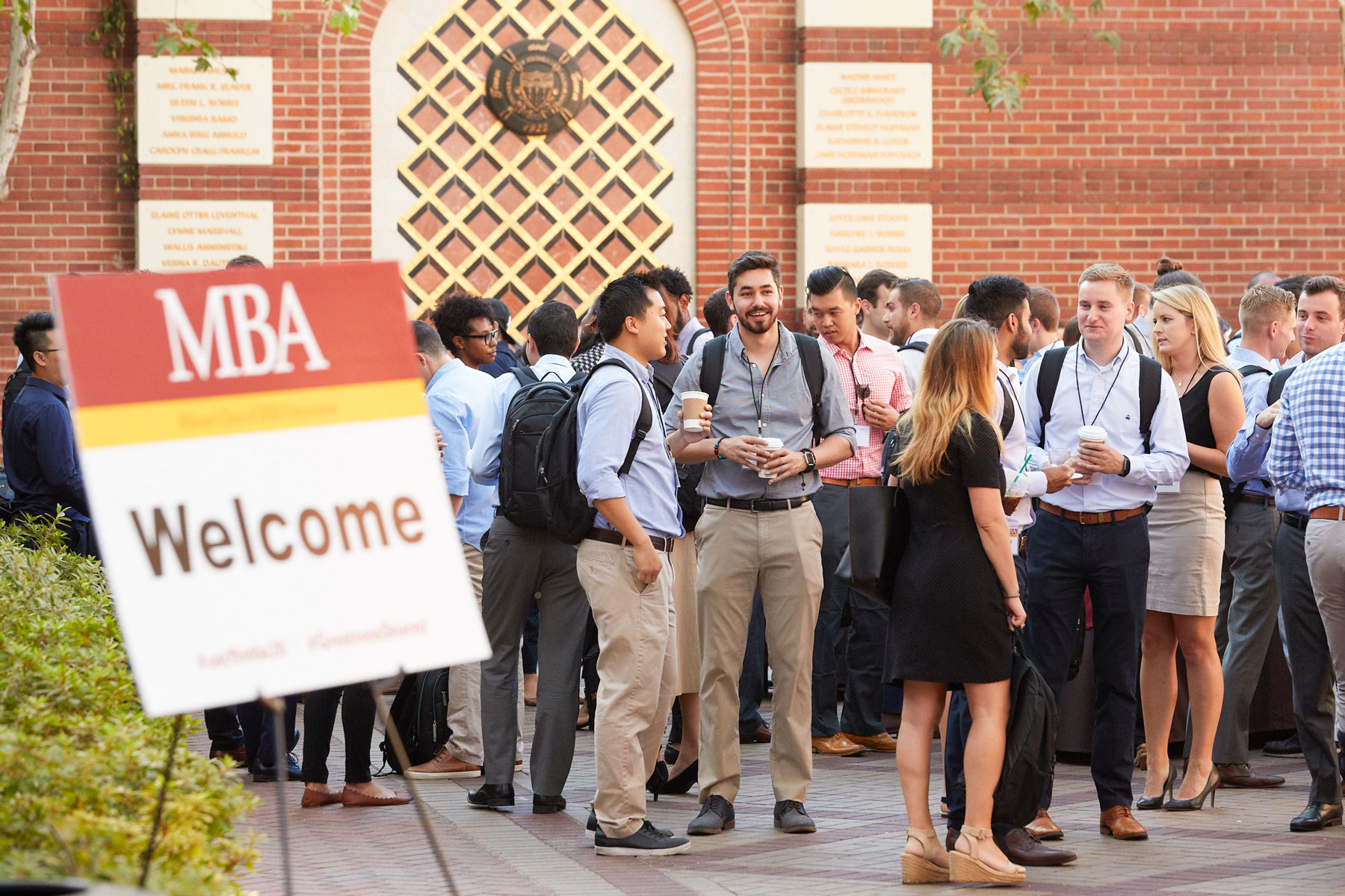 How USC Marshall Increased Event Attendance Using Blackthorn Events