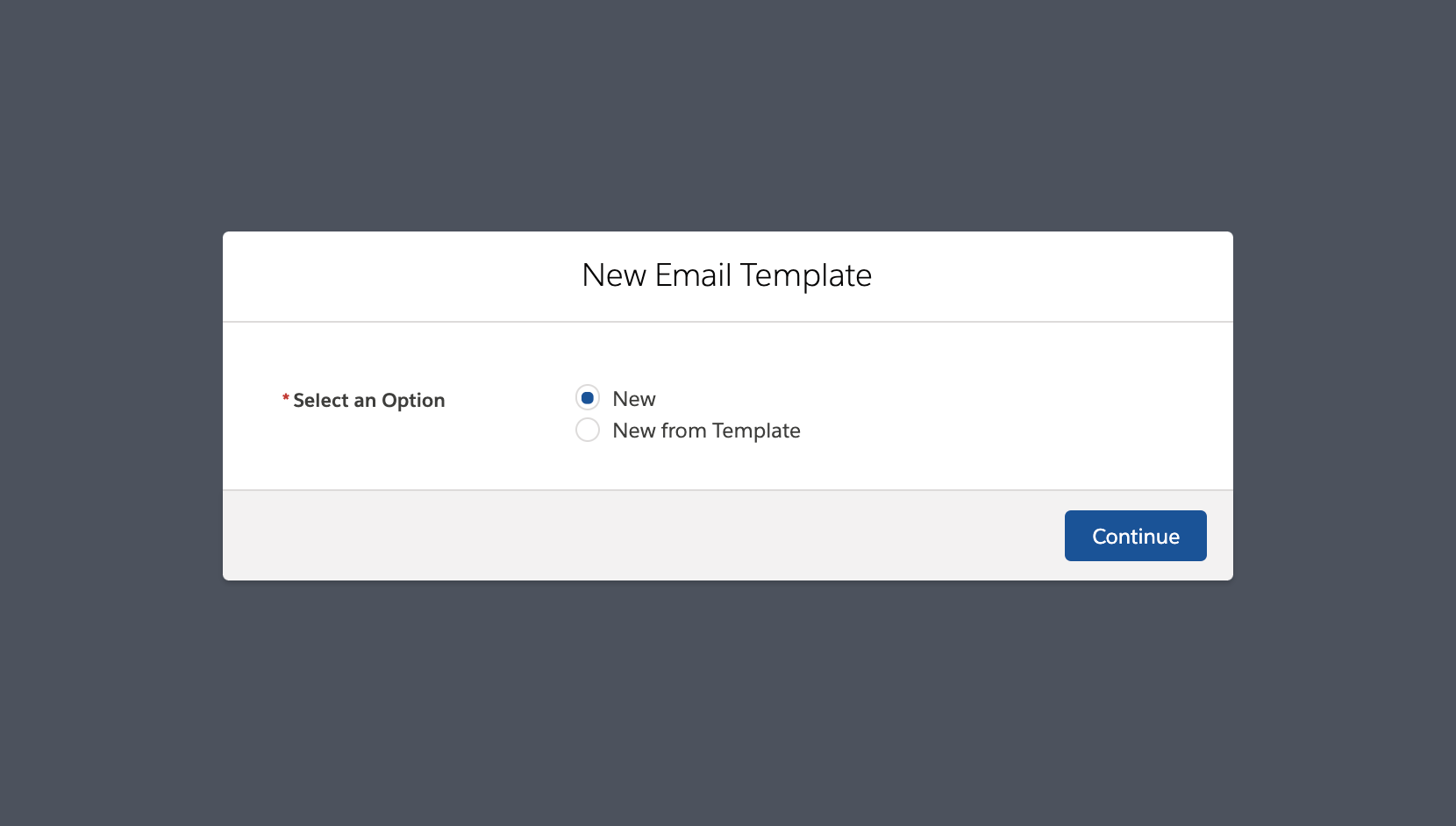 Blackthorn Events Event Management Application - Build your own personalized email for events with the Email Template Builder