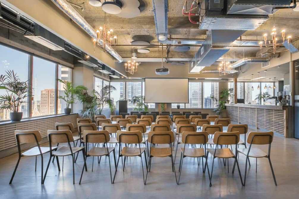 Event Spaces Melbourne CBD