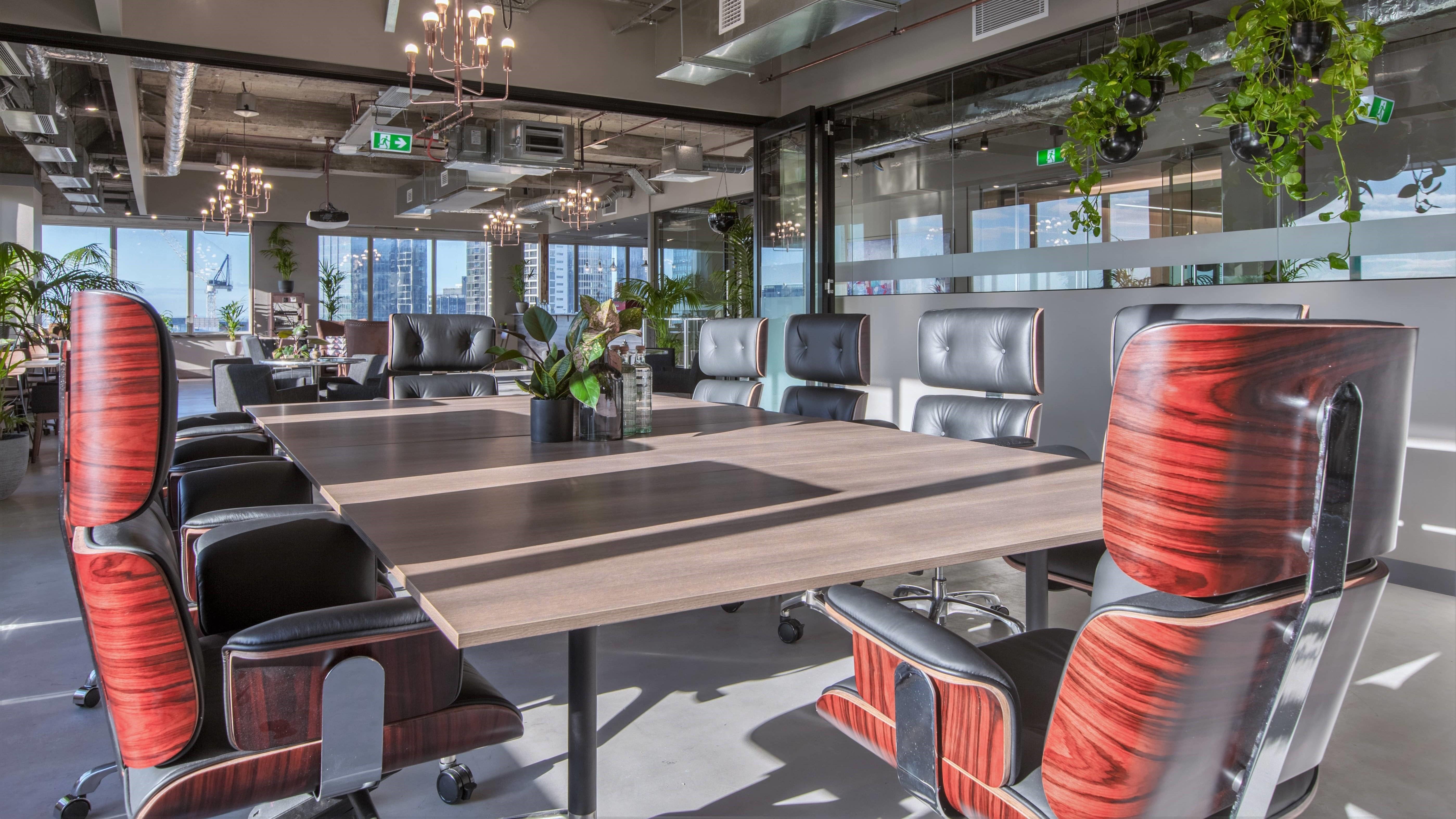 Coworking space in Melbourne's CBD