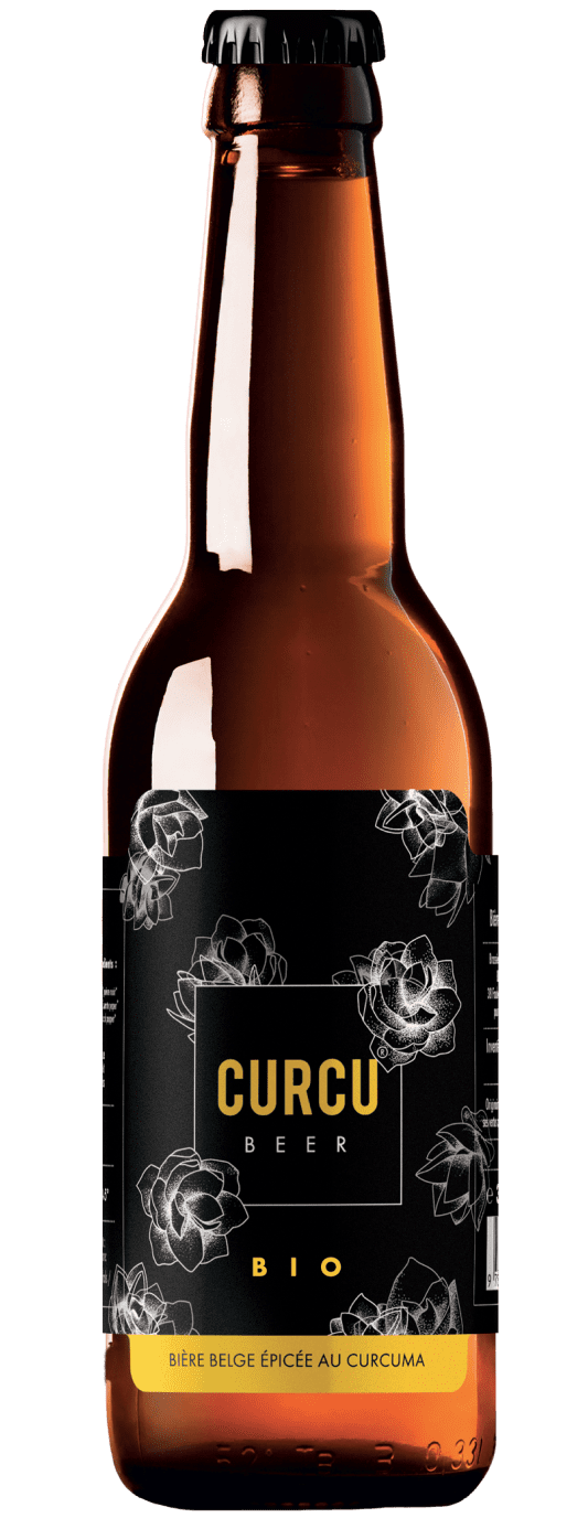 Bouteille Curcu Beer Bio