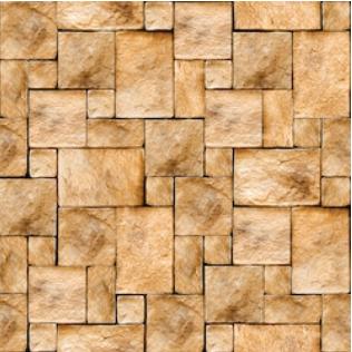 Acoustic felt printed light wooden blocks thumbnail