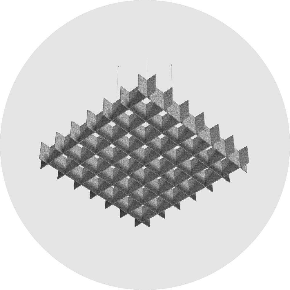 Acoustic grid cloud thumbnail