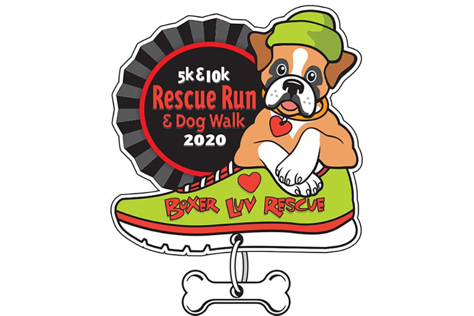Rescue Run and Dog Walk 2020