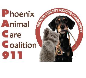 PACC911 Adoptathon Chandler PetSmart