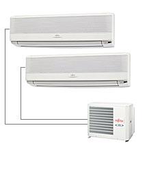 Fujitsu Reverse Cycle Air Conditioner