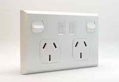 USB Power Outlet Installation Brisbane