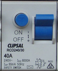 Electrical Safety Switch Brisbane