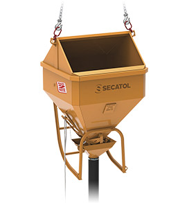 Secatol Concrete Skips & Handling Equipment