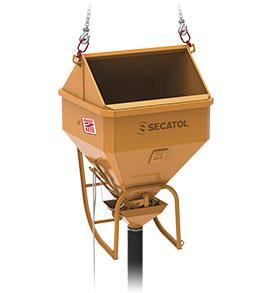 Secatol Concrete Skips & Handling Equipment