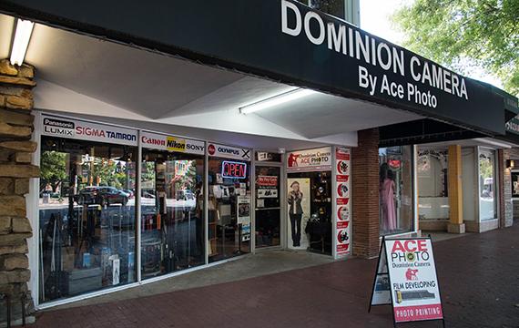 Dominion Camera