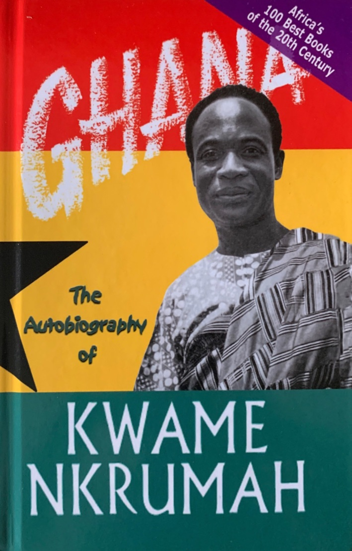 GHANA: THE AUTOBIOGRAPHY