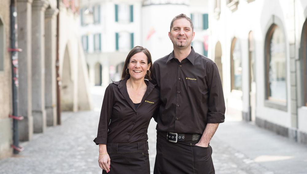 Anita & Stefan Schrag