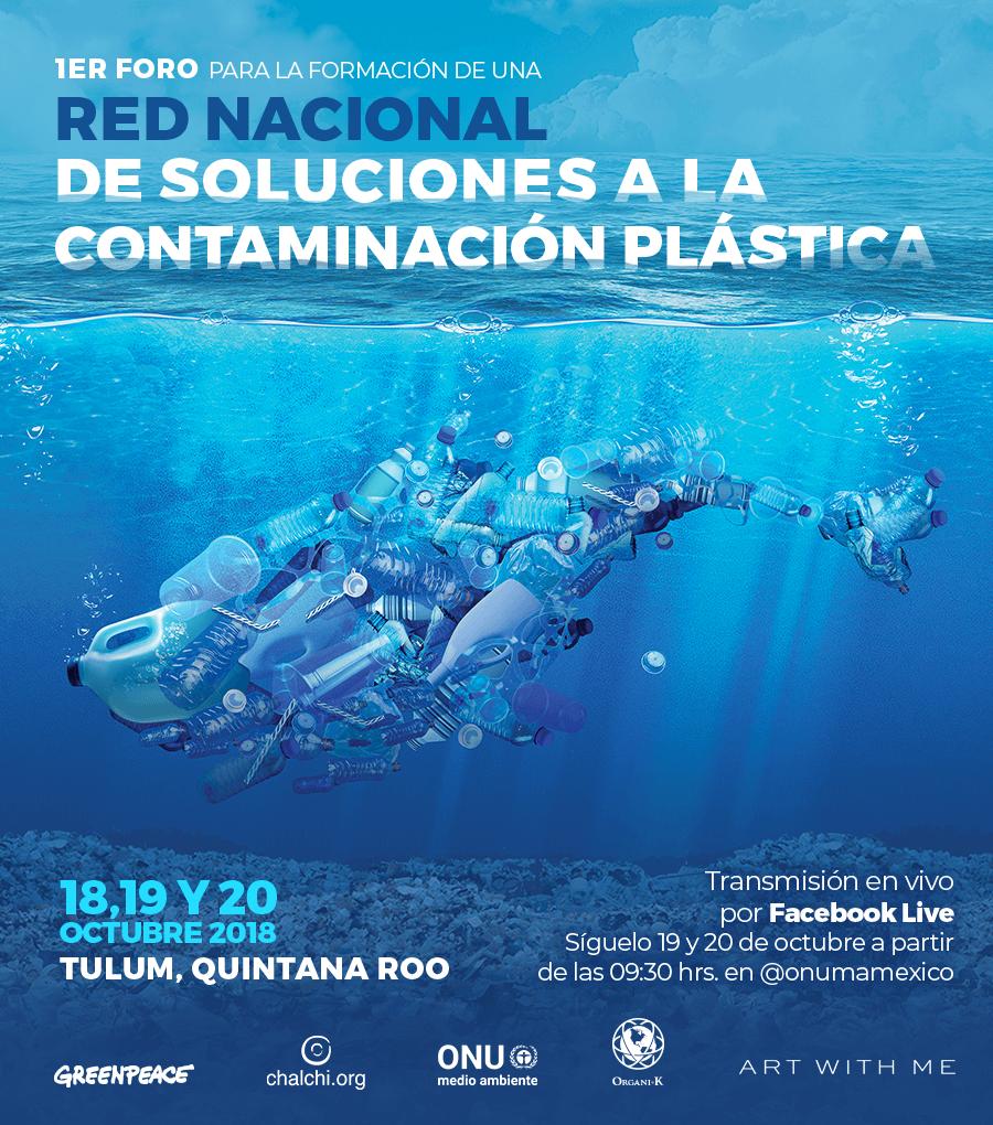 red Nacional de Soluciones a la Contaminación Plástico