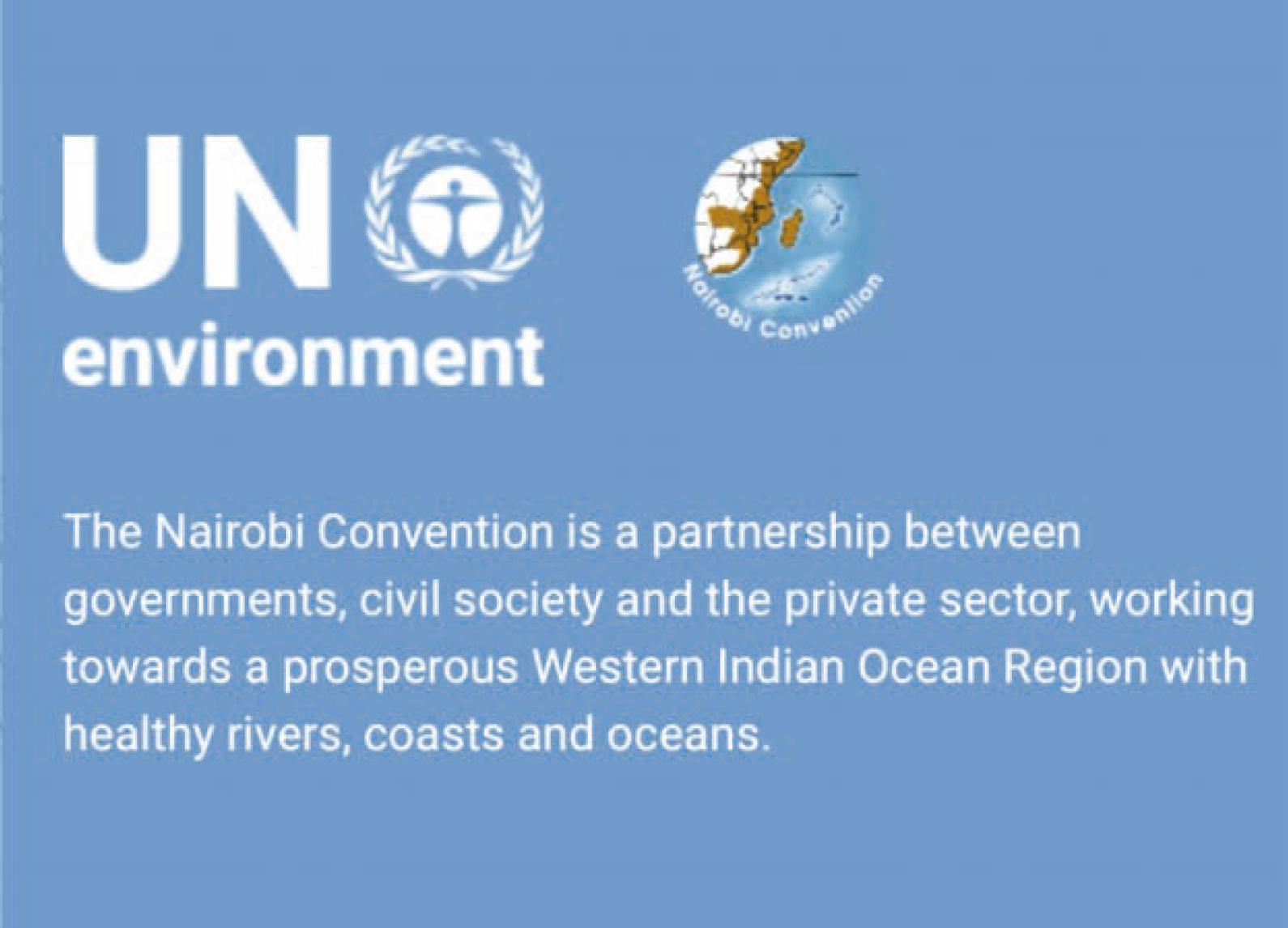 UN environment – Nairobi Convention