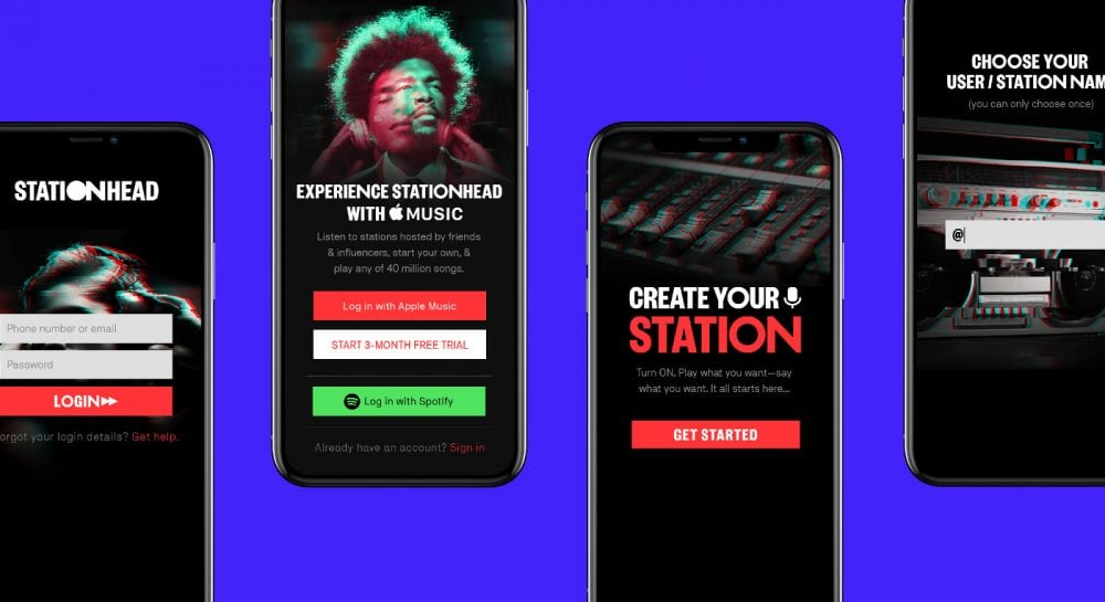 New App Stationhead Could Be Just What the Streaming Business Needs