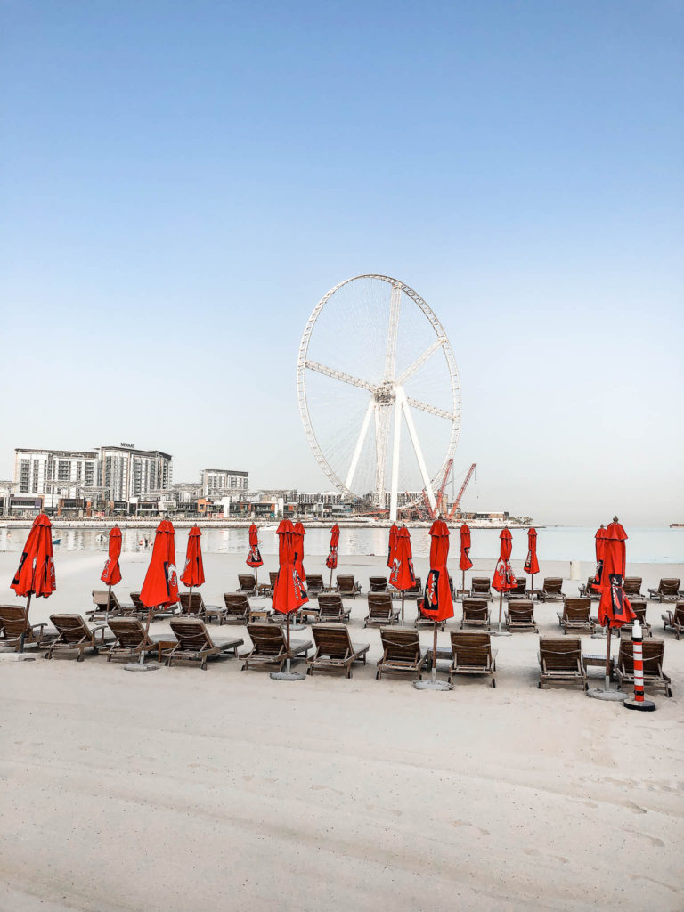 36 Hours In Dubai Jumeirah Beach Residence