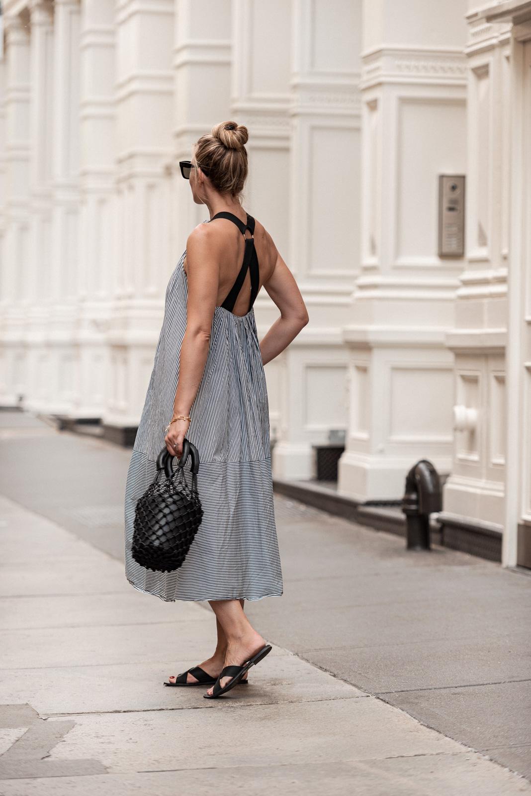 Laura Behnke The Life Actually Company Tibi Dress Soho New York