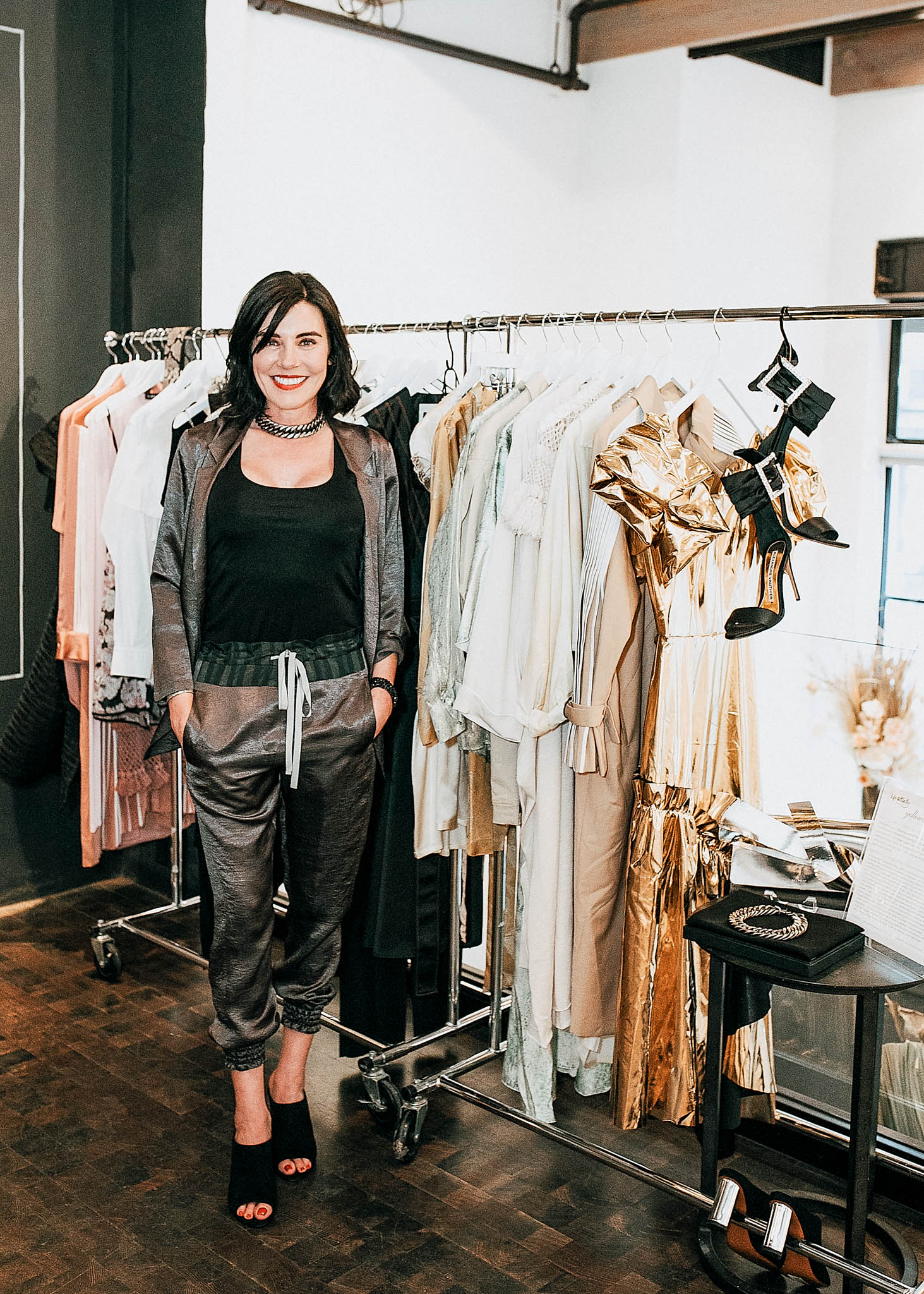 Laura Behnke The Life Actually Company Launch Party Brands Sponsors Partners