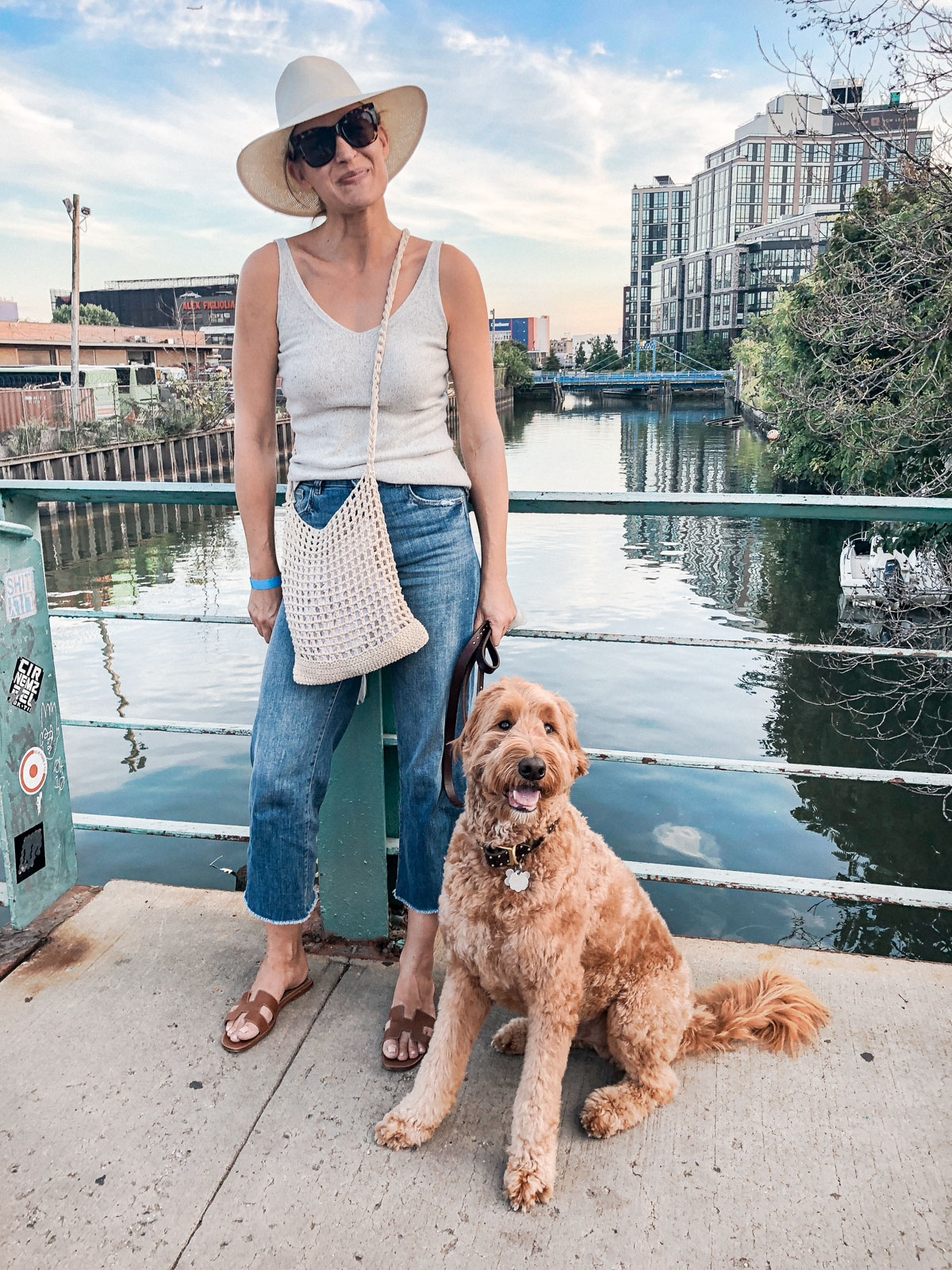 Laura Behnke The Life Actually Company What I Really Wore August