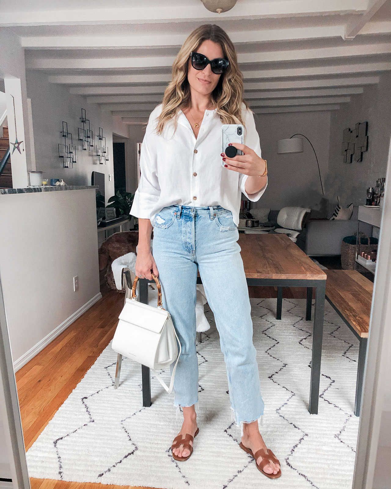 Laura Behnke The Life Actually Company What I Really Wore September