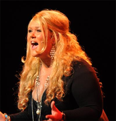 Eileen Grøvdal - Raumarevyen
