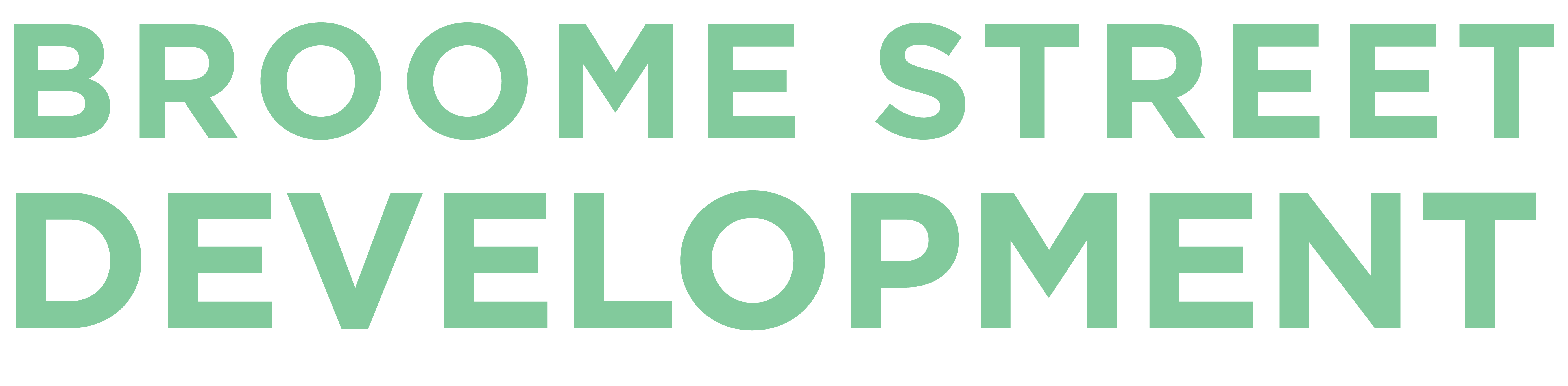 BroomeStreet Development logo
