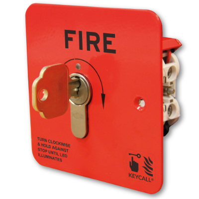 Keycall fire The Key Operated Fire Alarm Call Point