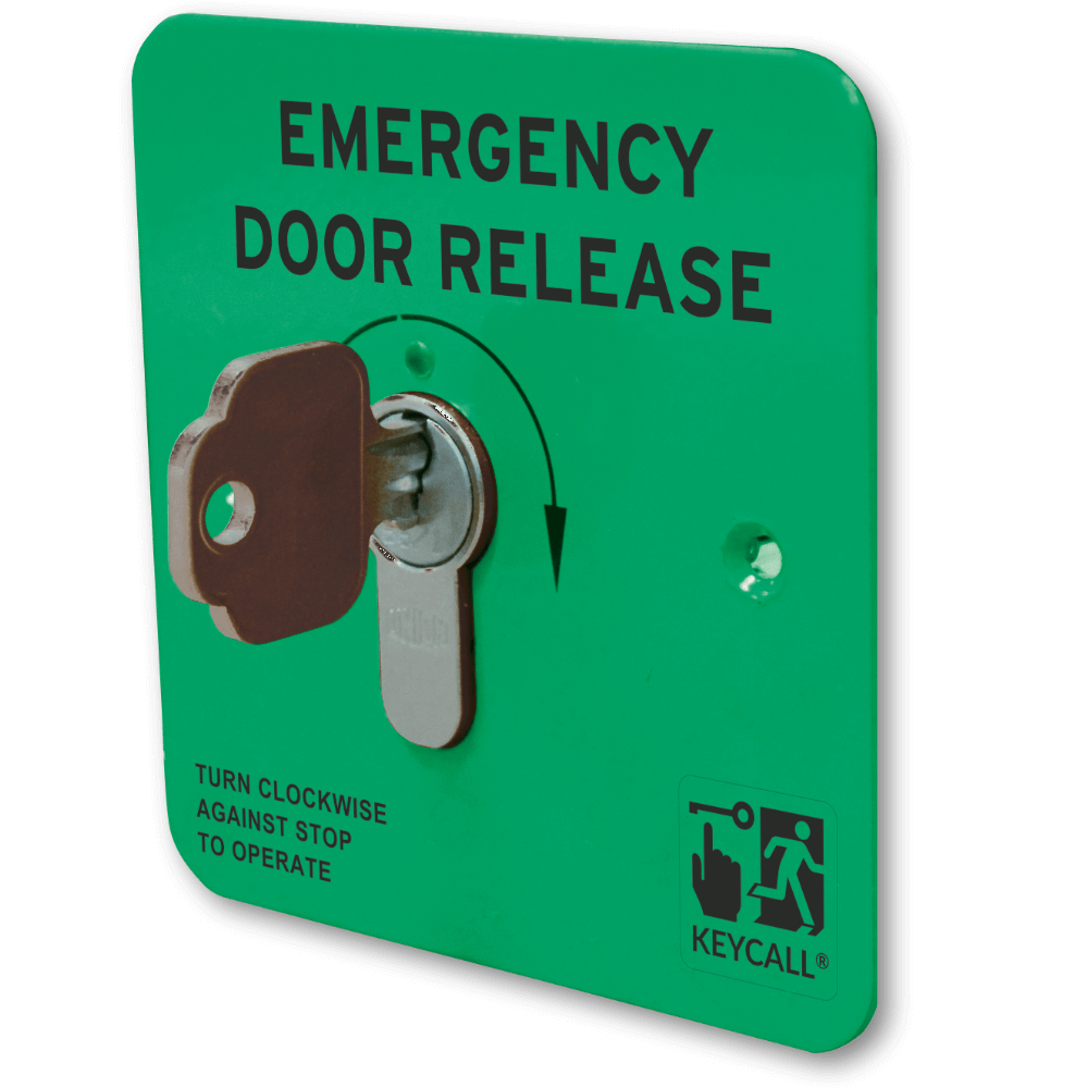 Keycall Exit The Key Operated Emergency Door Release Call Point