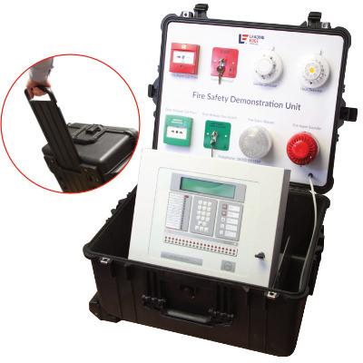 Portatrain Fire The Portable Fire Alarm training solution