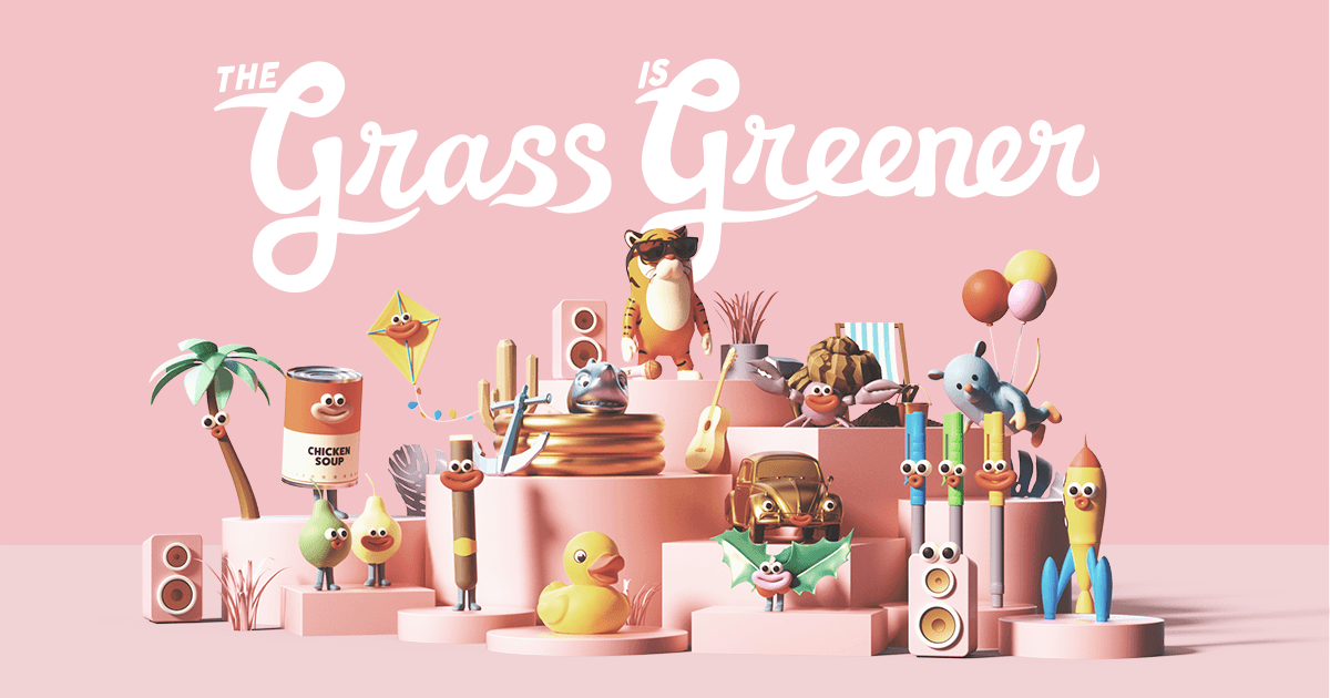 The Grass is Greener | 2019 | Tickets on Sale!