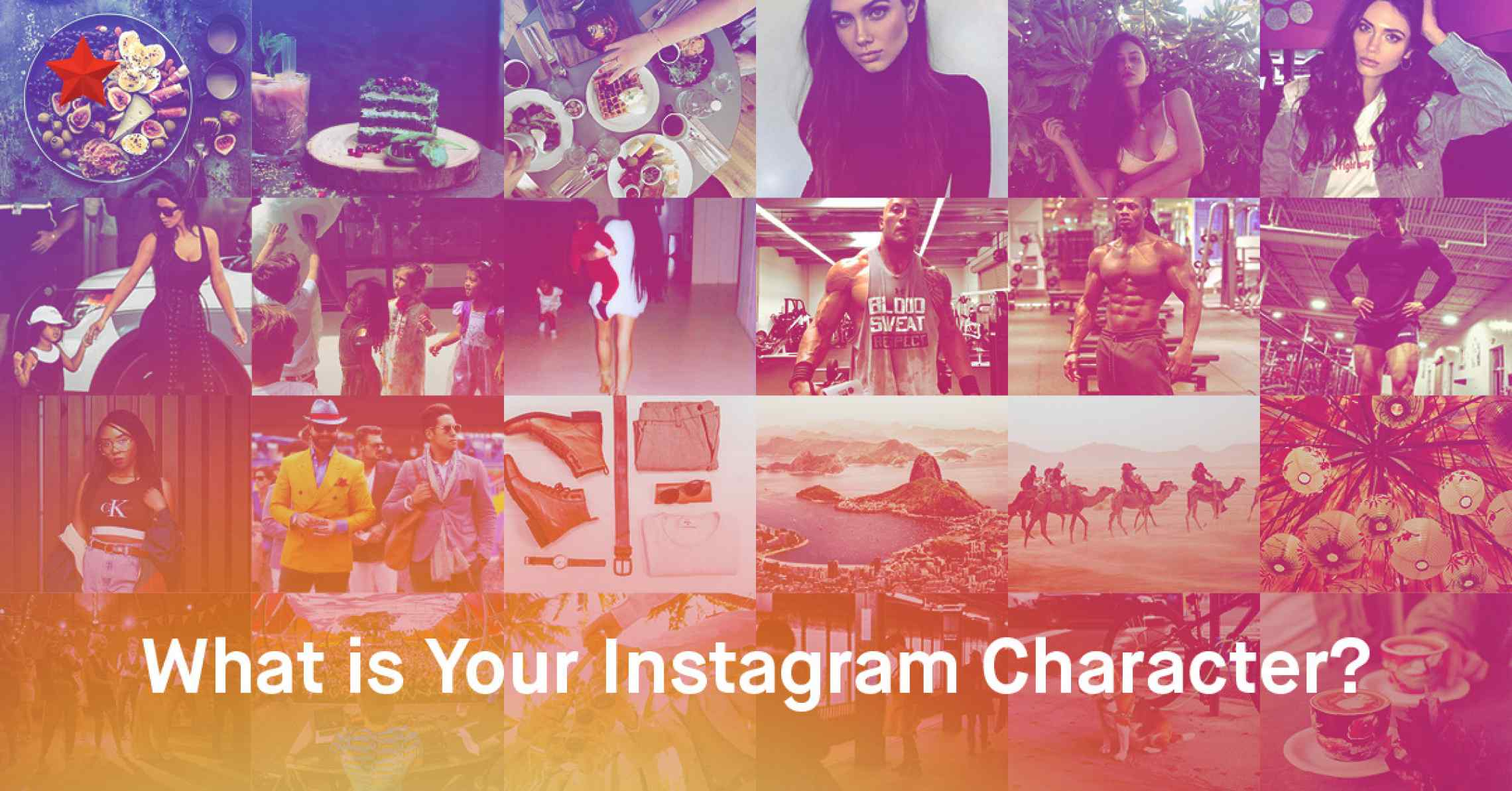 What Type of Instagram Character are You?