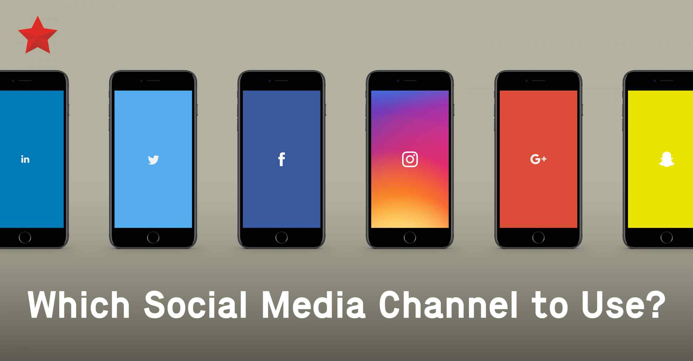 Help! Which Social Media Channel is Best for My Business?