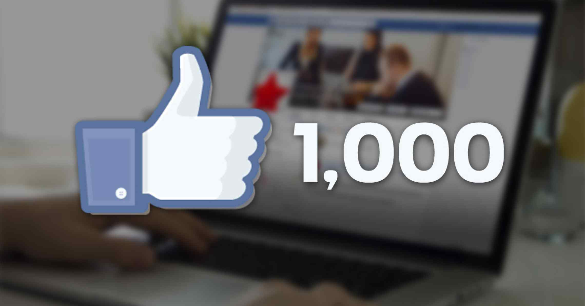 The Secret to Your First 1000 Social Media Followers
