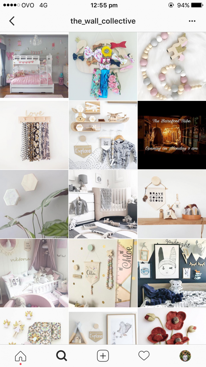 The Wall Collective – Successful Bendigo Instagram Business