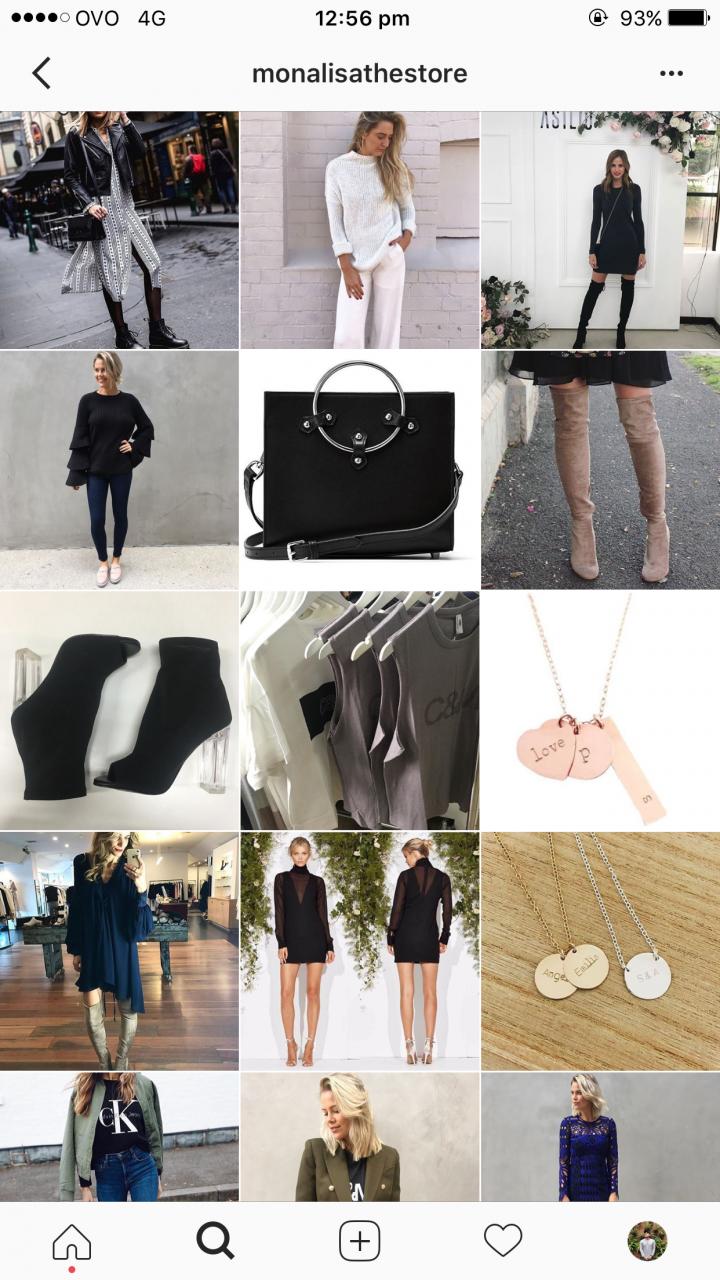 Mona Lisa – Successful Bendigo Instagram Business