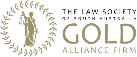 The Law Society Of South Australia Gold Alliance Firm