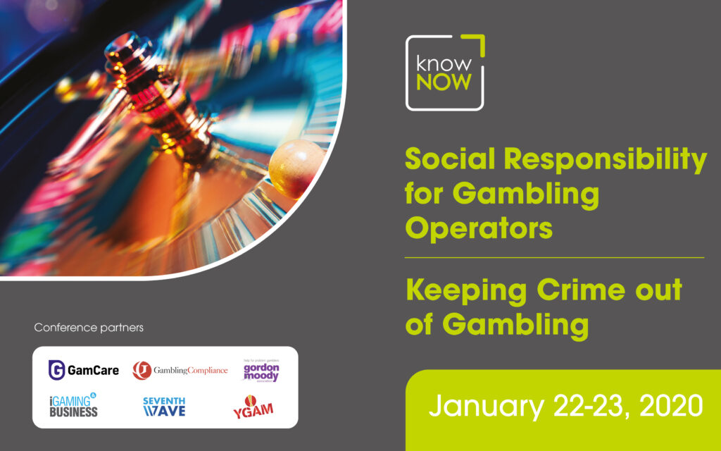 KnowNow 3rd Annual Gambling Conference 2020