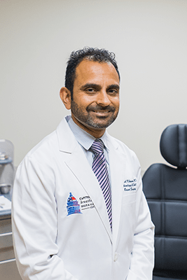 Dr. Manish Khanna, Washington, DC ENT Care