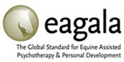 Equine Assisted Growth and Learning Association logo