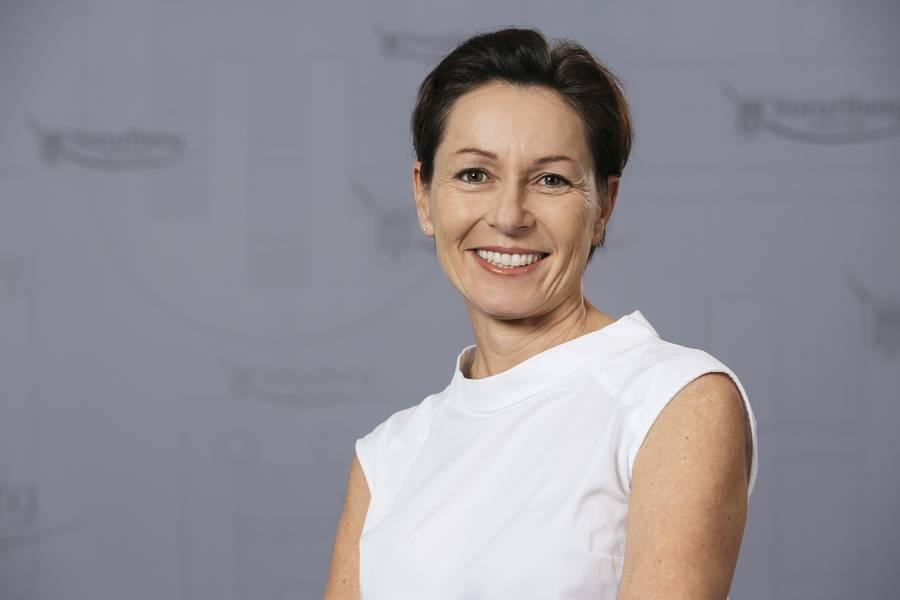Martina Rüscher, MBA MSc. Landesrätin