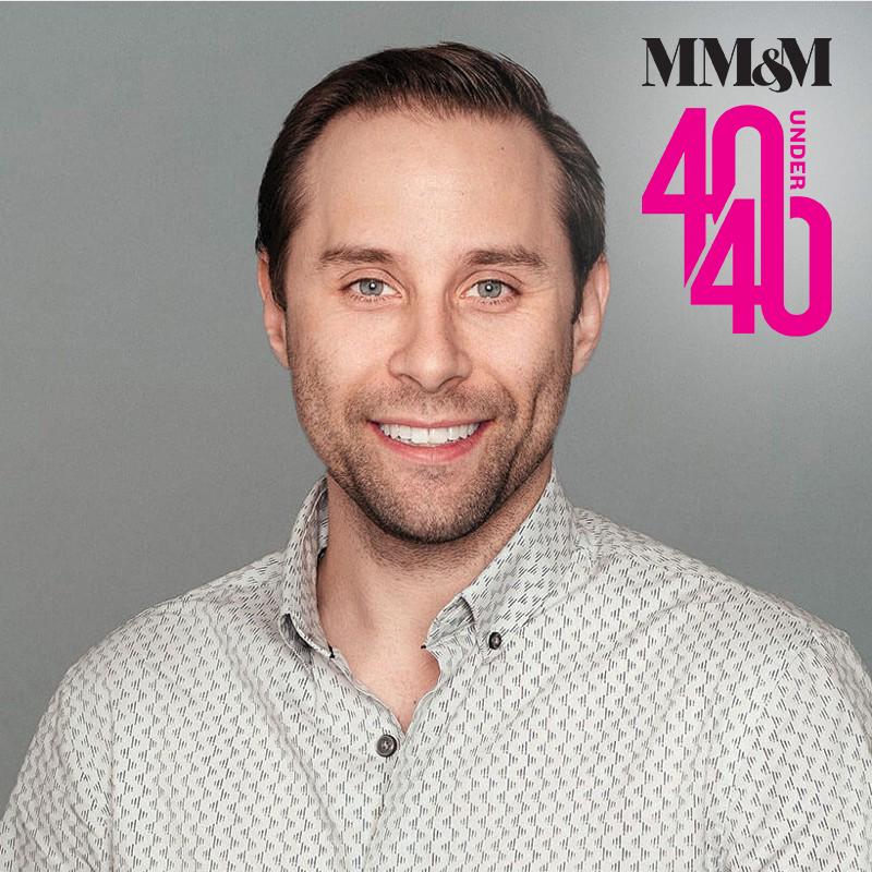 EVP Paul Ellis Named to MM&M's Inaugural 40 Under 40 List