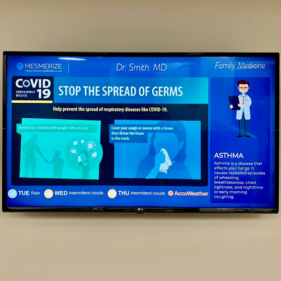 POC Networks Add Coronavirus Info from CDC, WHO to Content Mix
