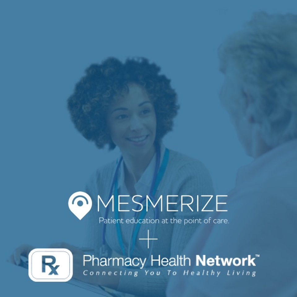 Mesmerize Acquires Pharmacy Health Network, establishes Digital Network in Doctors' Offices and Community Based Organizations