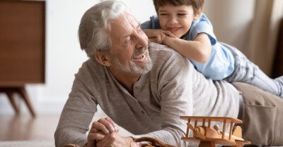 Can Senior Citizens be Foster Parents?