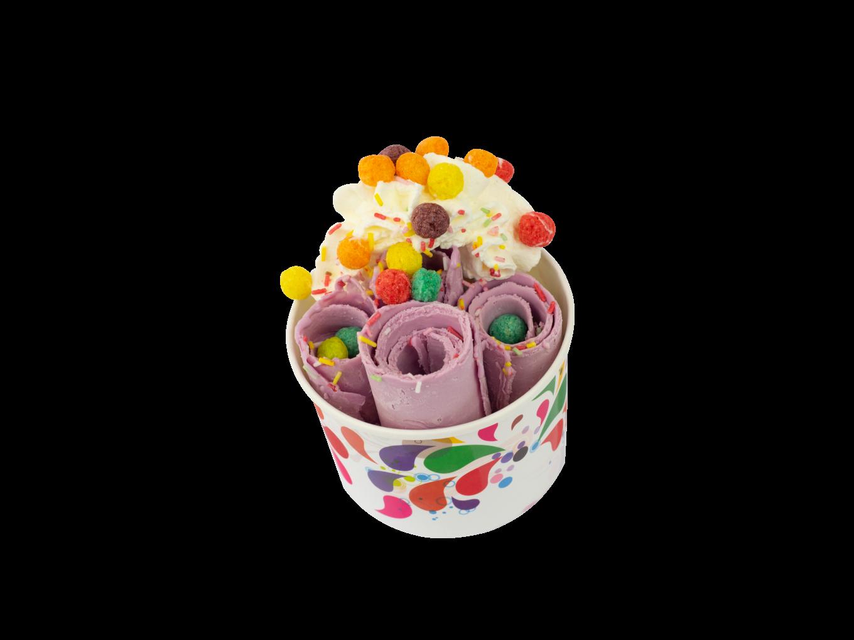 sesión de fotos de helado