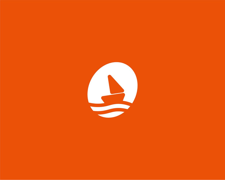 diseño de marca naranja e imagen corporativa para una empresa en Murcia
