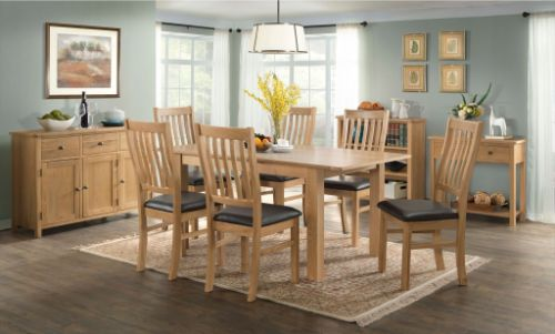 Devonshire Pine - Living & Dining - Brough Oak