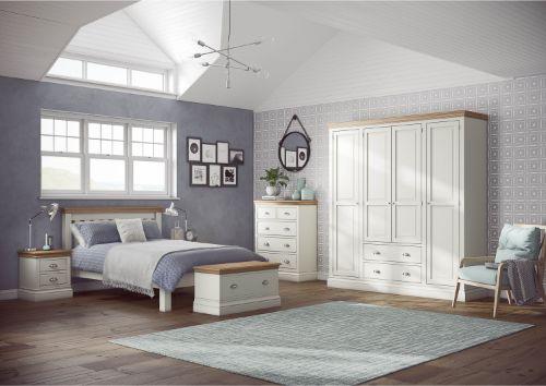 Devonshire Pine - Bedroom - Minster